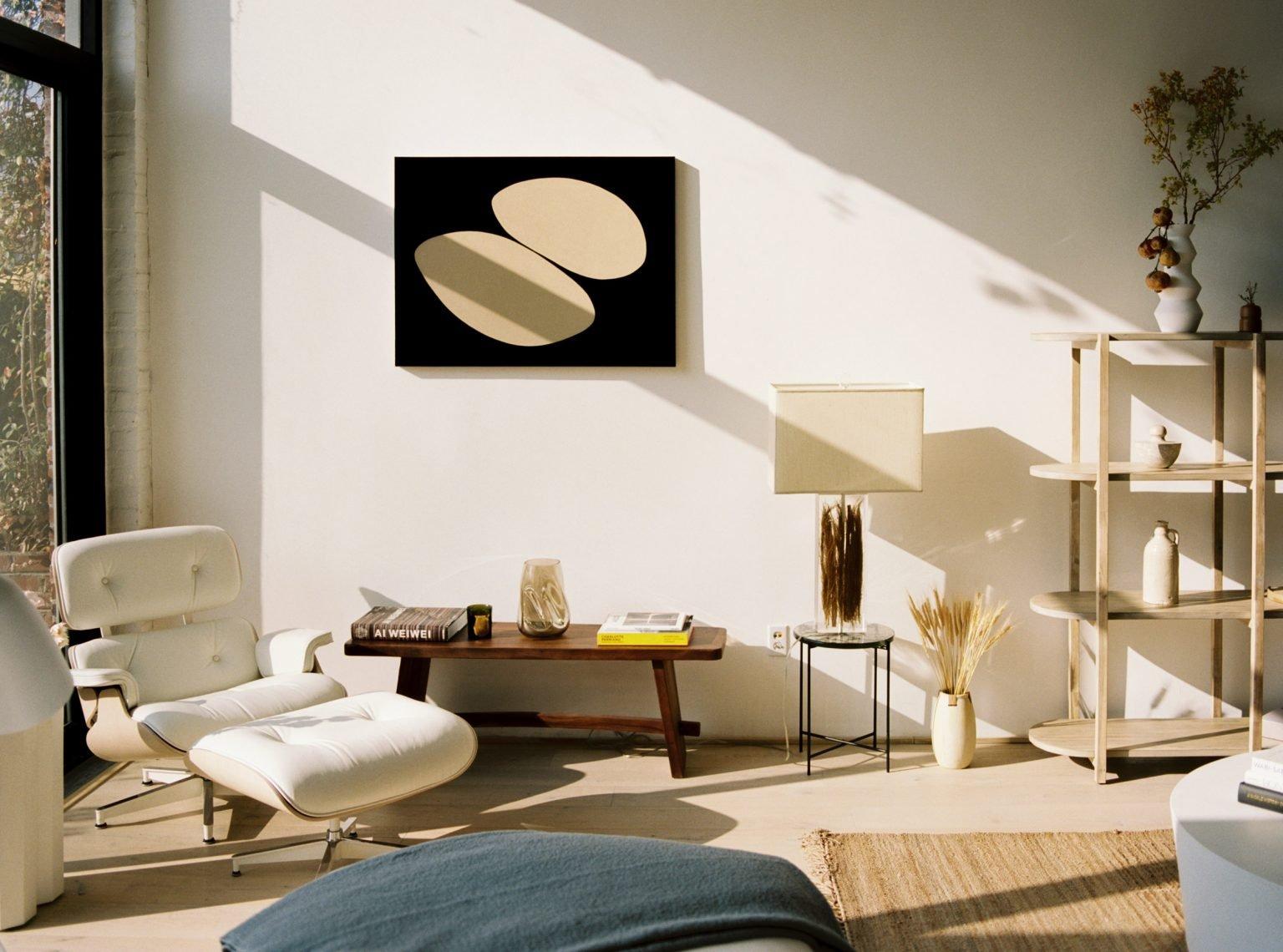 Những thiết kế phòng khách trang nhã, tinh tế lấy cảm hứng từ phong cách Nhật - Ảnh 4.