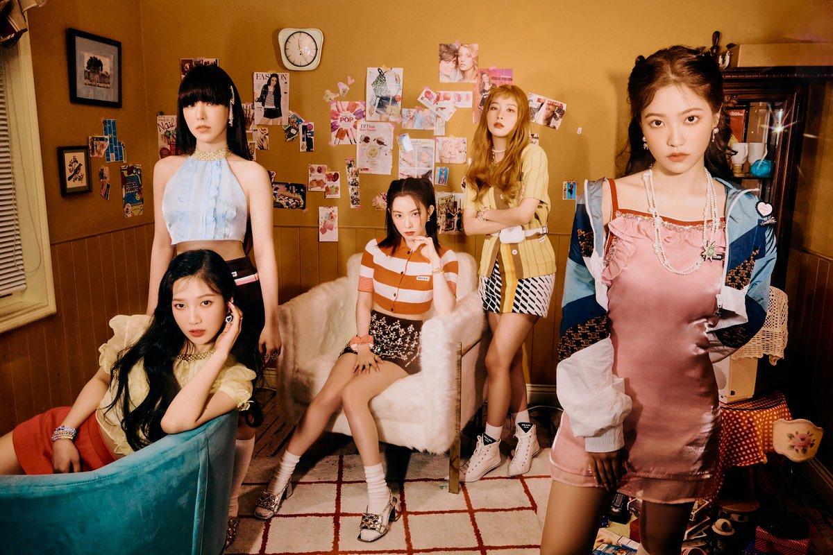 Stylist Red Velvet
