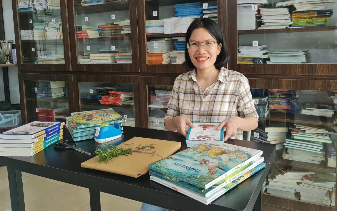 Bà mẹ làm ngân hàng mê sách đến độ đặt cược với NXB, chấp nhận rủi ro mất căn nhà duy nhất, tái bản bằng được những cuốn sách thiếu nhi kinh điển cho con trẻ