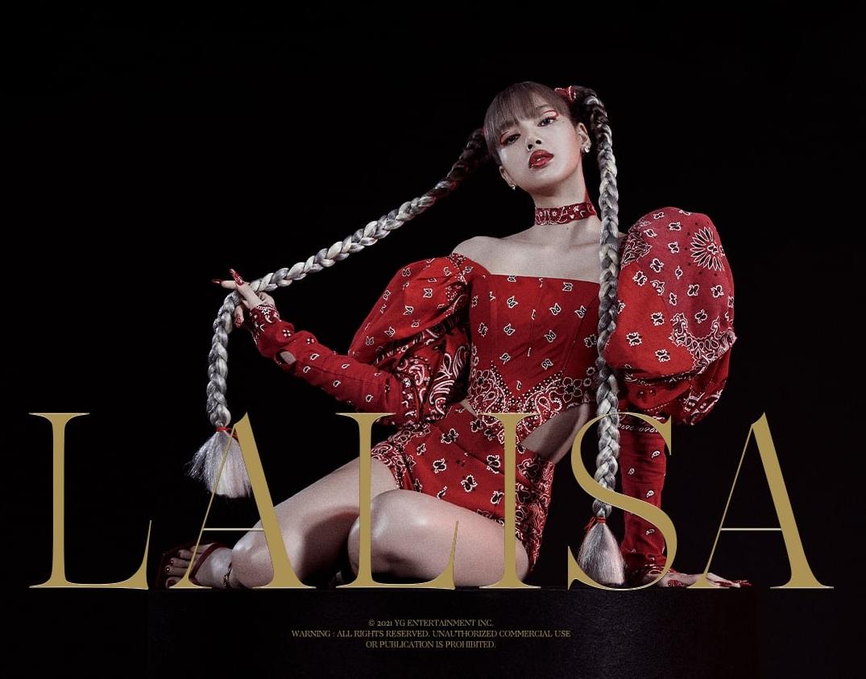 trang phục Lisa solo