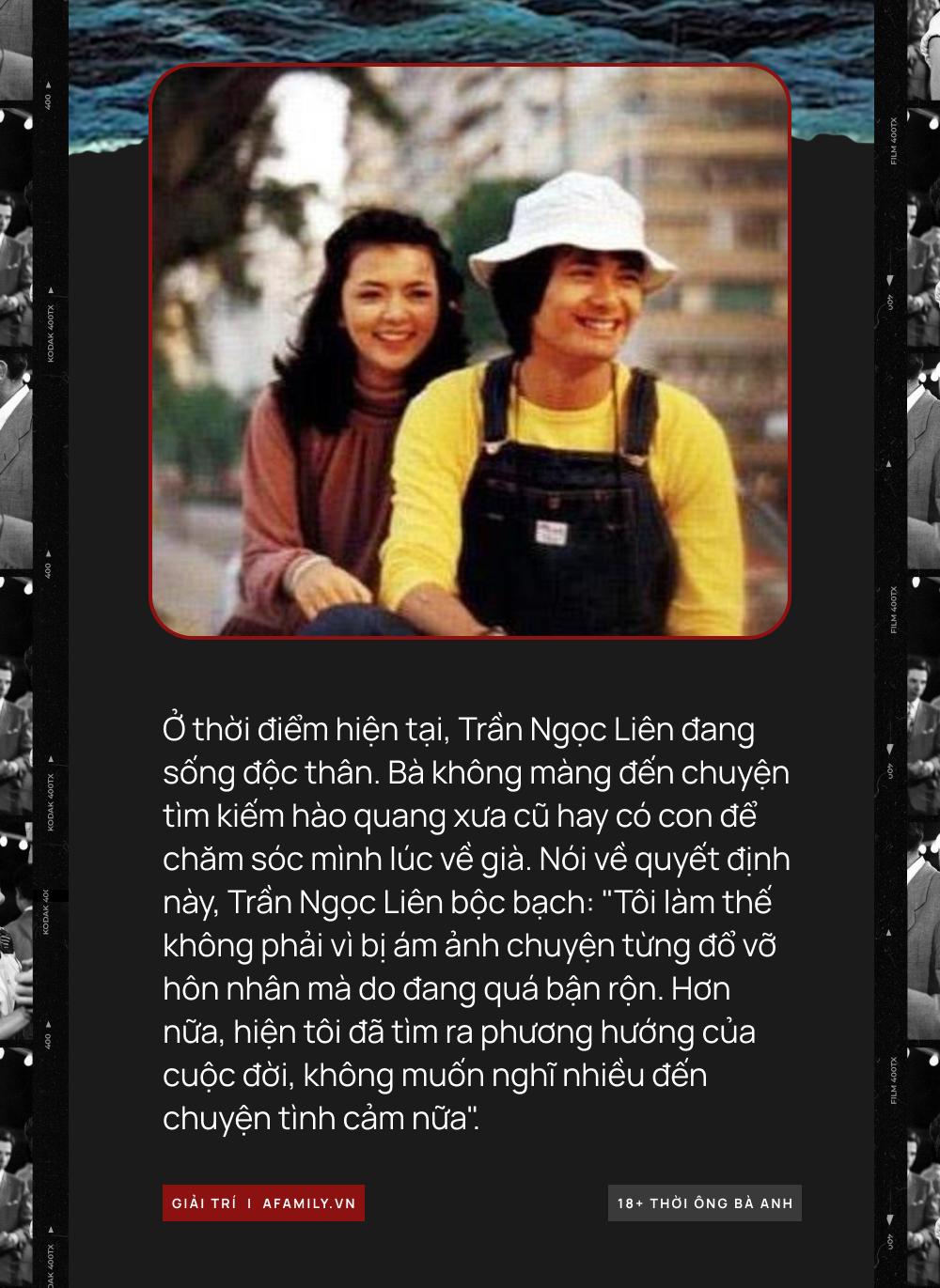 """Phim 18+ của Trần Ngọc Liên: Sụp đổ hình tượng """"Tiểu Long Nữ"""", tự sát vì Châu Nhuận Phát bất thành nên đóng phim cấp 3 - Ảnh 9."""