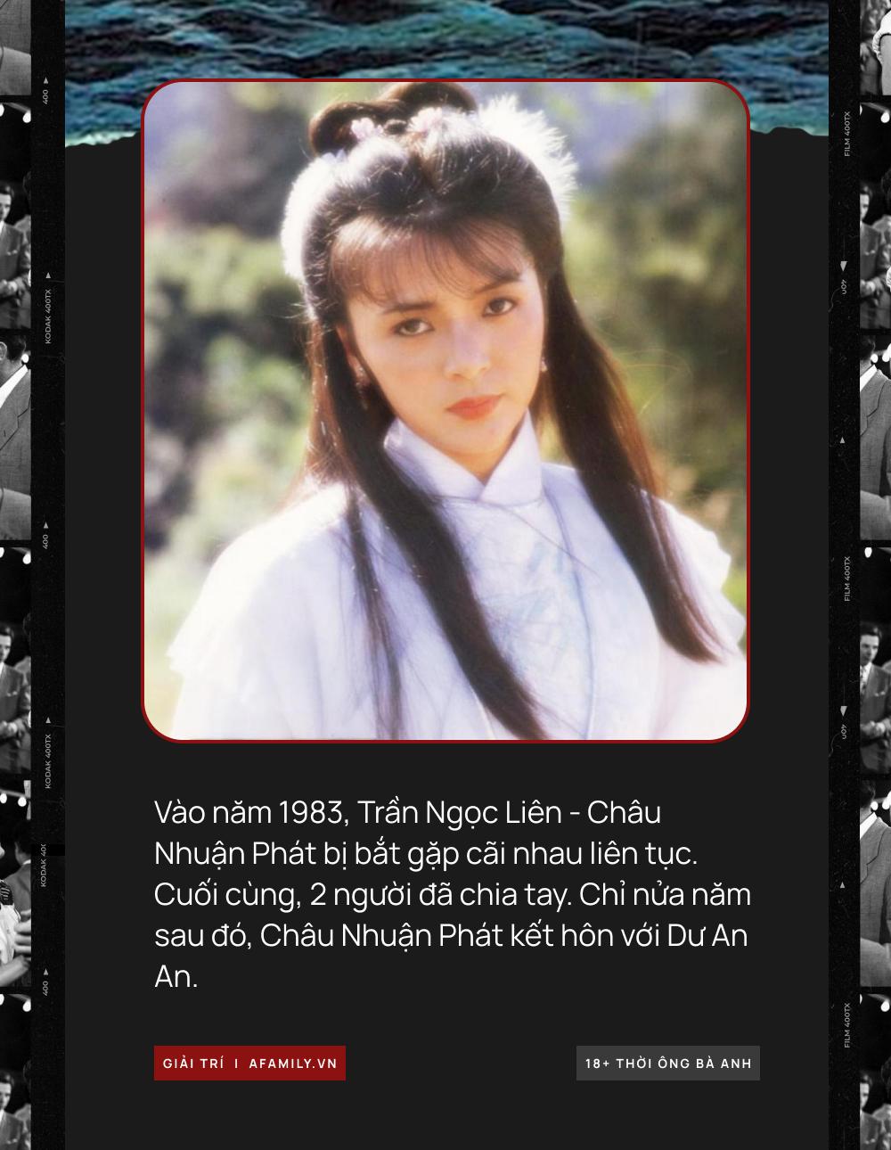 """Phim 18+ của Trần Ngọc Liên: Sụp đổ hình tượng """"Tiểu Long Nữ"""", tự sát vì Châu Nhuận Phát bất thành nên đóng phim cấp 3 - Ảnh 6."""