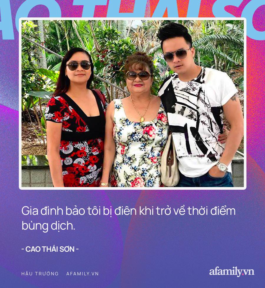 PV nhanh Cao Thái Sơn tại khu cách ly sau khi từ Mỹ về Việt Nam: Gia đình nói tôi bị điên khi trở về đúng lúc bùng dịch  - Ảnh 4.