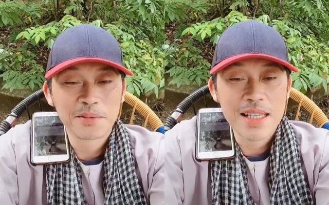 Rộ lại clip Hoài Linh cười mãn nguyện khi điện thoại liên tục báo đã nhận tiền quyên góp - Ảnh 3.