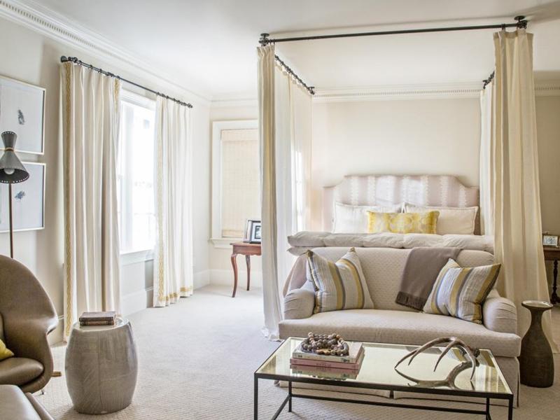 8 cách đơn giản để hô biến phòng ngủ của bạn trở nên sang chảnh, sành điệu - Ảnh 1.