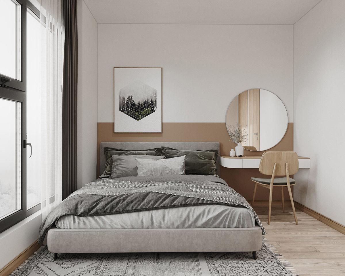 Kiến trúc sư tư vấn thiết kế nhà cấp 4 với diện tích 90m² chi phí tiết kiệm chỉ 180 triệu - Ảnh 11.