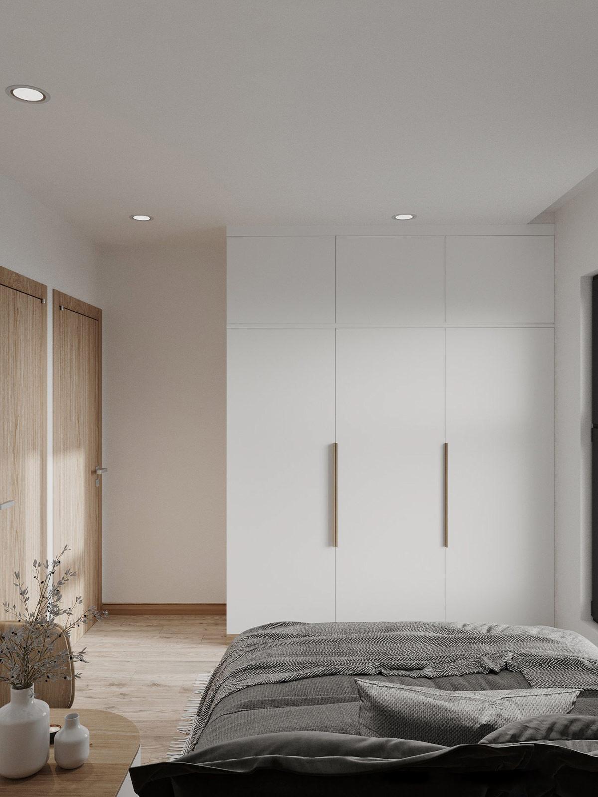 Kiến trúc sư tư vấn thiết kế nhà cấp 4 với diện tích 90m² chi phí tiết kiệm chỉ 180 triệu - Ảnh 12.