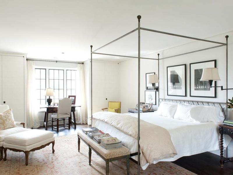 8 cách đơn giản để hô biến phòng ngủ của bạn trở nên sang chảnh, sành điệu - Ảnh 3.