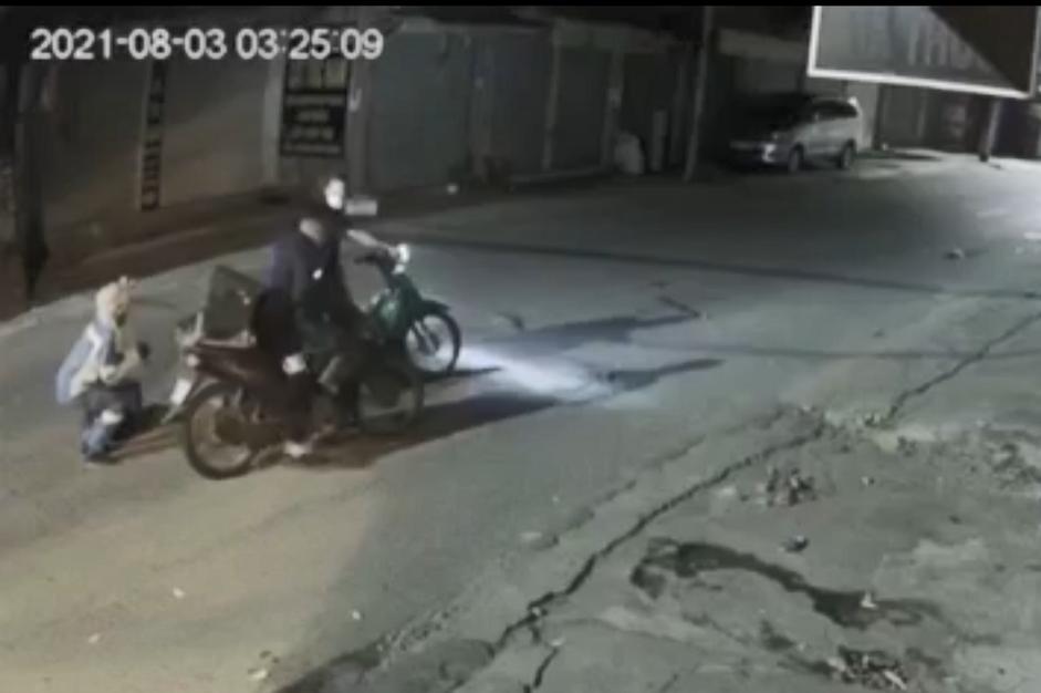 Nữ công nhân môi trường bị cướp xe máy ở Hà Nội lên tiếng