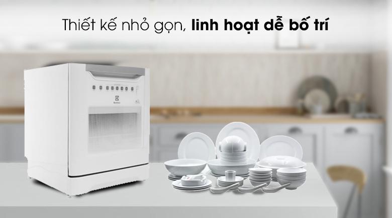 """Sale tới 50% đây là 6 mẫu máy rửa bát to nhỏ đầy đủ phù hợp với các gia đình trẻ tới đông người """"nhẹ tênh"""" sau mỗi bữa cơm - Ảnh 1."""