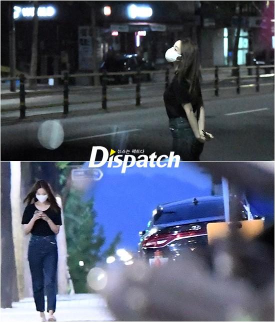 HOT: Dispatch công bố hình ảnh Lee Min Ho hẹn hò bạn gái mới - Ảnh 1.