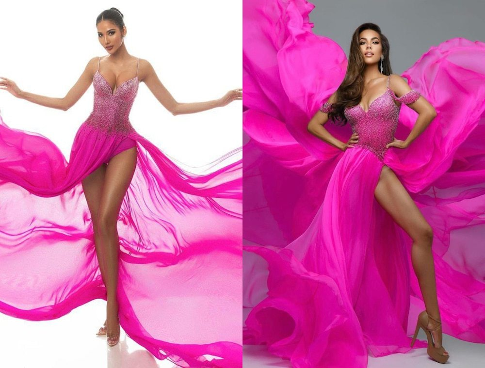 Cuối cùng Hoa hậu - Á hậu Việt cũng trở thành nạn nhân trong những nghi án đạo nhái trang phục? - Ảnh 3.