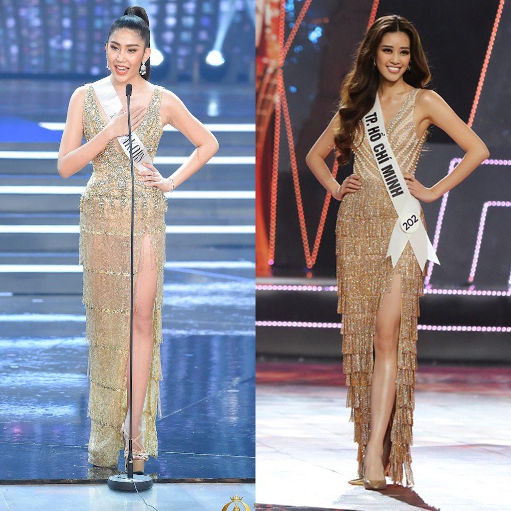 Cuối cùng Hoa hậu - Á hậu Việt cũng trở thành nạn nhân trong những nghi án đạo nhái trang phục? - Ảnh 12.