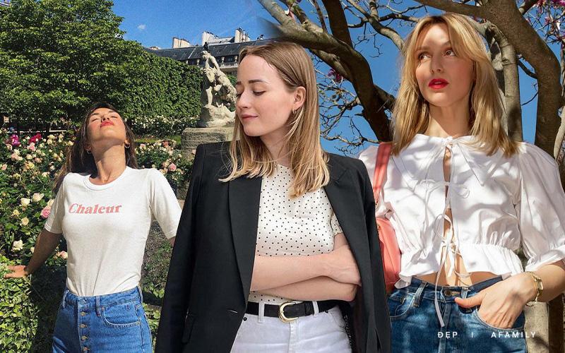 Điểm mấu chốt giúp gái Pháp mặc đẹp: Chúng tôi không vung tiền cho mọi xu hướng, chỉ tập trung vào 5 món cơ bản