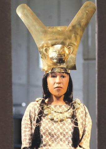 """Tái hiện khuôn mặt xác ướp quý bà từ xác ướp ghê rợn như """"quái vật"""", các nhà khoa học ngỡ ngàng nhan sắc người phụ nữ sống cách đây 1.600 năm - Ảnh 4."""