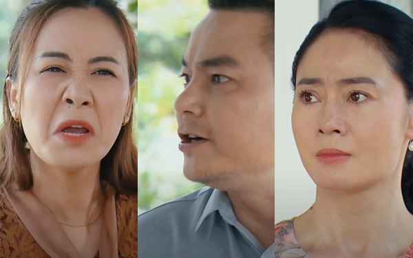 Hương vị tình thân: Bà Liễu chửi thẳng mặt ông Khang, tuyên bố trải chiếu hoa cũng không thèm, cưới xin gì tầm này? - Ảnh 4.