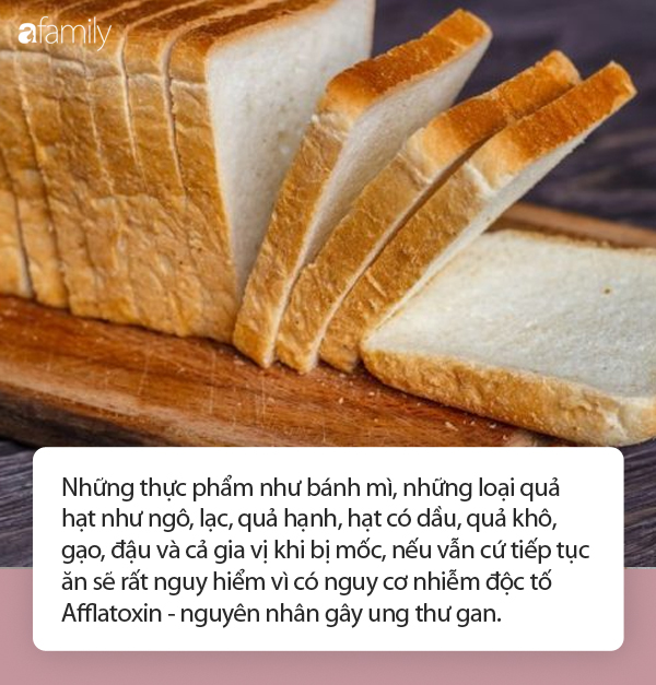 Túi bánh mì vừa mua về đã có một lát bị nấm mốc, bạn sẽ làm gì? - Ảnh 4.