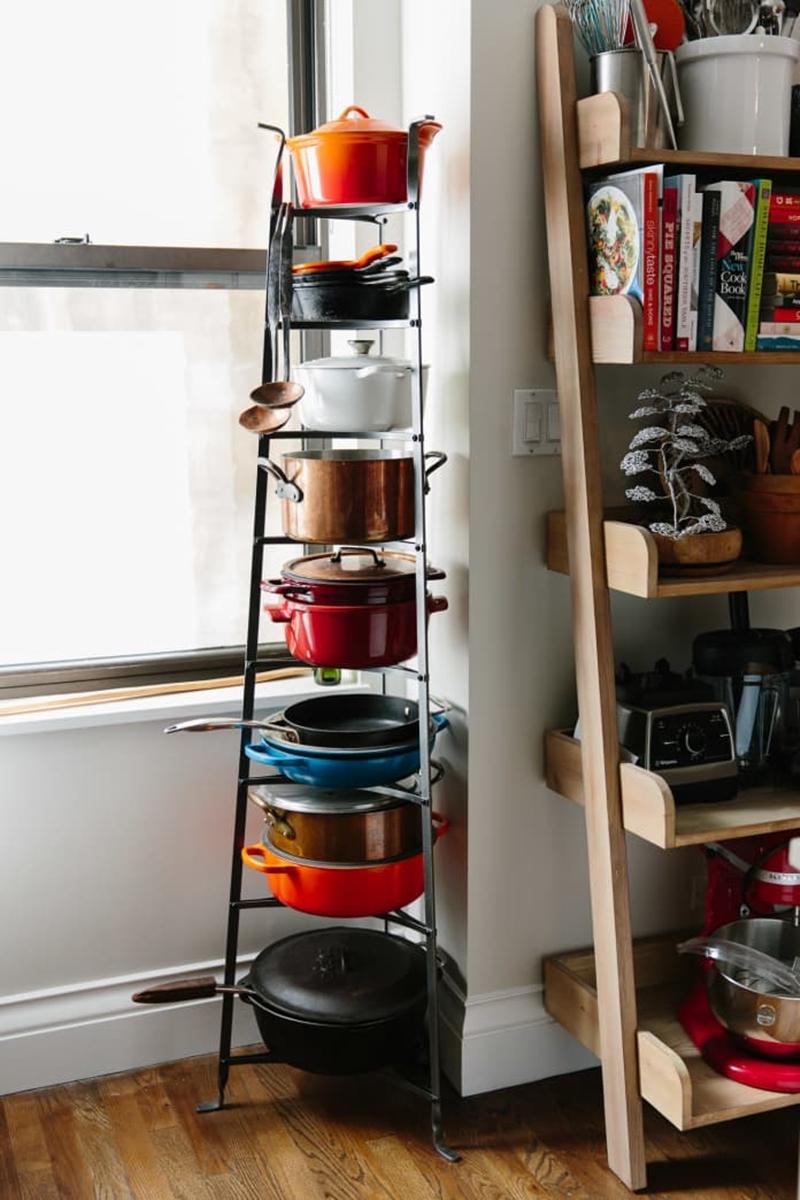 5 bí mật của những người luôn có căn bếp ngăn nắp, sạch sẽ mà không phải dọn dẹp quá nhiều - Ảnh 2.