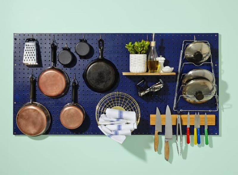 5 bí mật của những người luôn có căn bếp ngăn nắp, sạch sẽ mà không phải dọn dẹp quá nhiều - Ảnh 3.