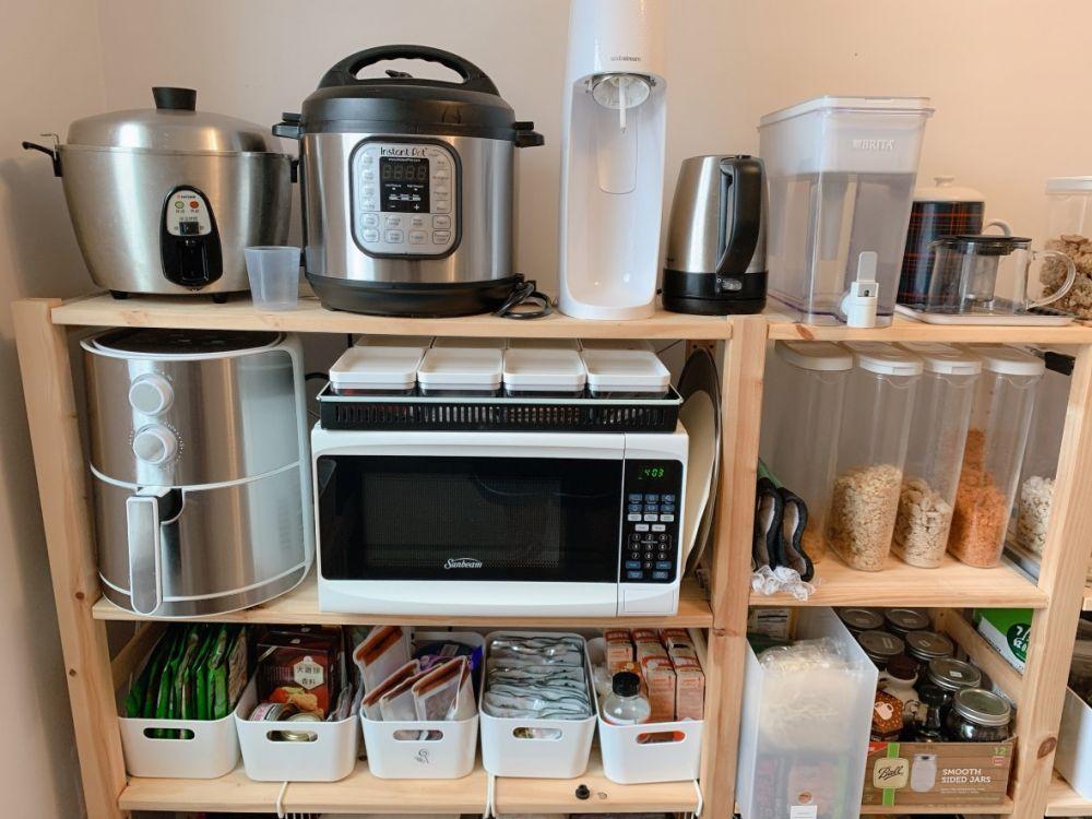 5 bí mật của những người luôn có căn bếp ngăn nắp, sạch sẽ mà không phải dọn dẹp quá nhiều - Ảnh 5.