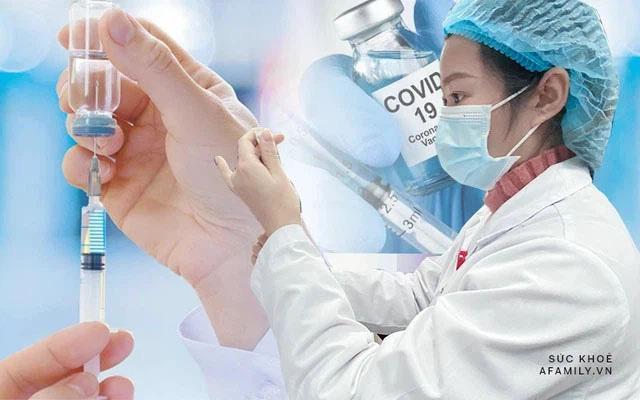 Giải đáp những thắc mắc liên quan đến tiêm phòng COVID-19 đang được quan tâm nhất hiện nay