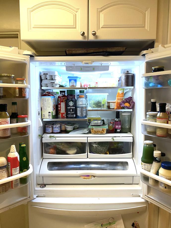 Dọn dẹp tủ lạnh  - Ảnh 1.