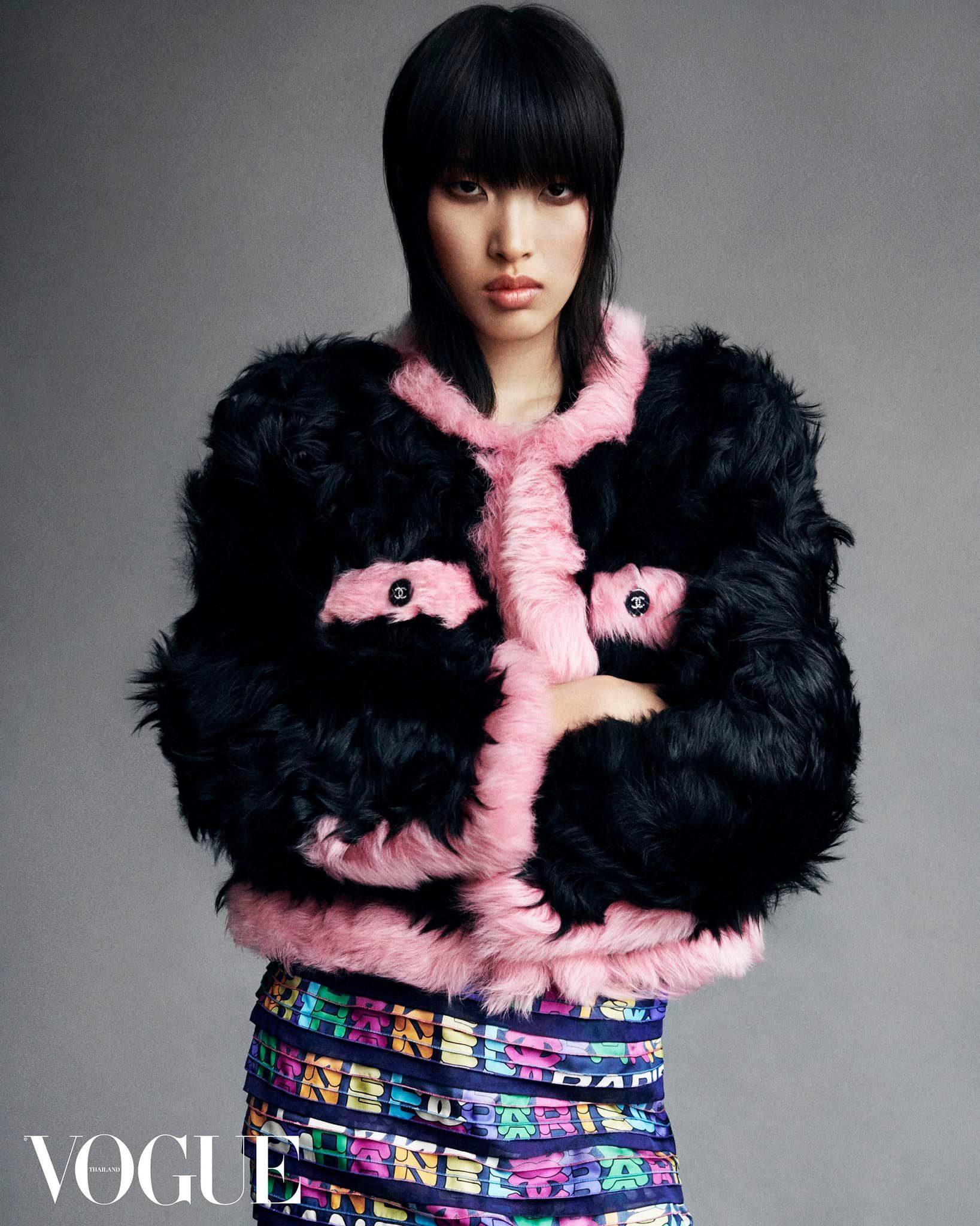 HOT: Phương Oanh next top lên hẳn bìa Vogue, câu cà khịa VNTM năm xưa bỗng được nhắc lại - Ảnh 1.