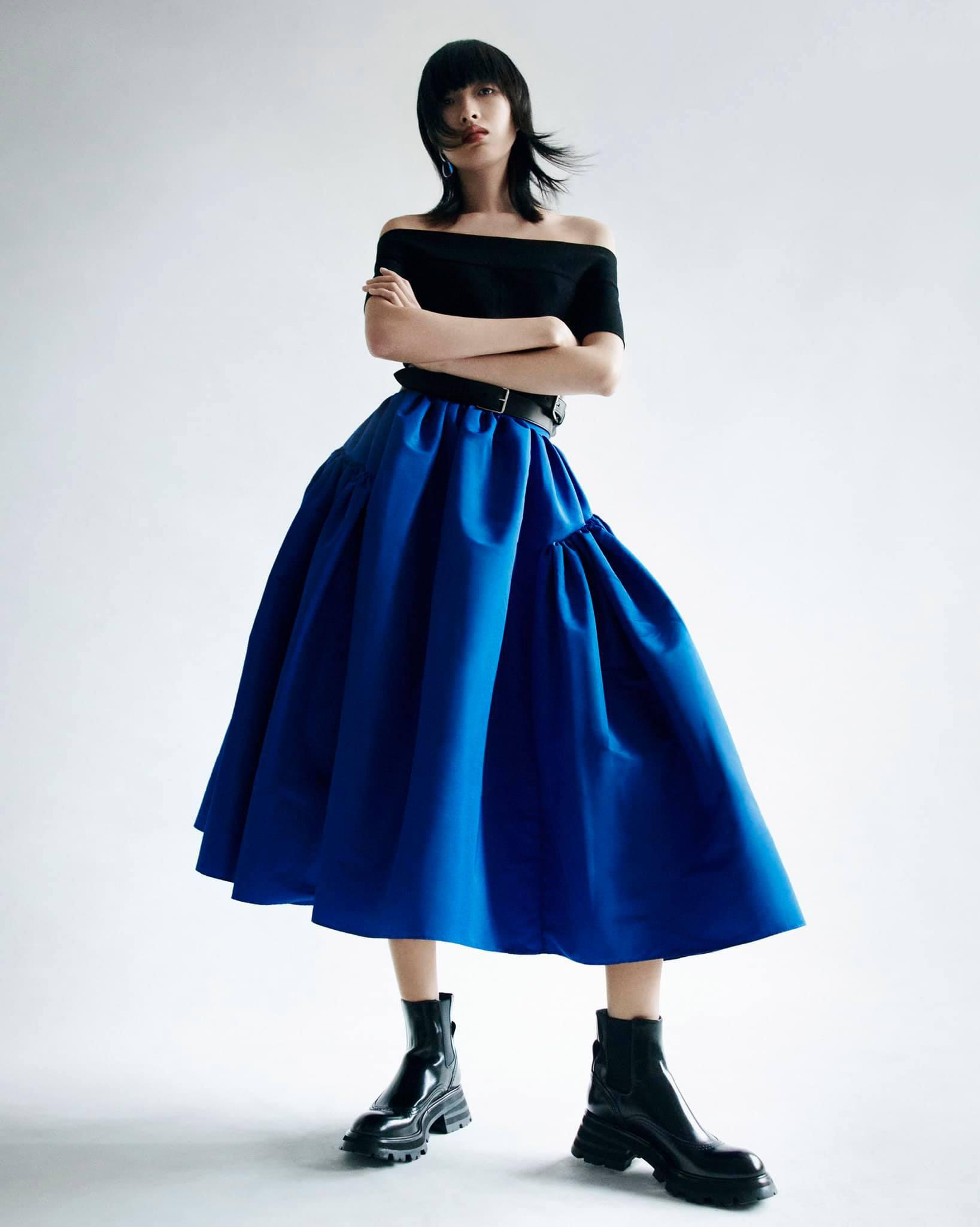 HOT: Phương Oanh next top lên hẳn bìa Vogue, câu cà khịa VNTM năm xưa bỗng được nhắc lại - Ảnh 5.