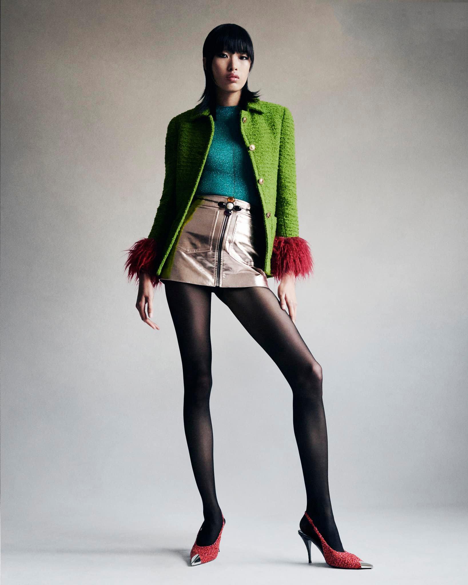 HOT: Phương Oanh next top lên hẳn bìa Vogue, câu cà khịa VNTM năm xưa bỗng được nhắc lại - Ảnh 4.