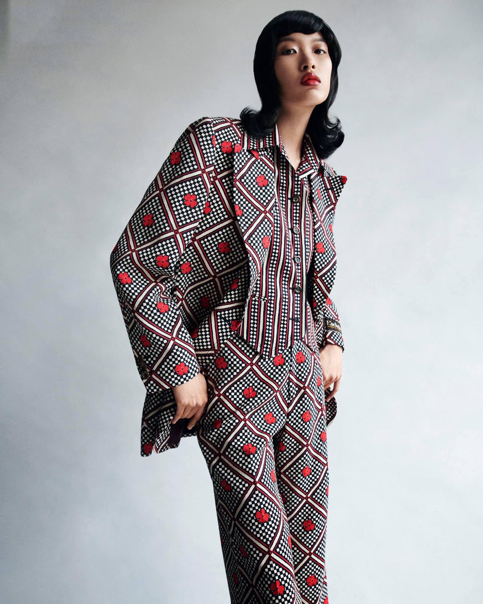 HOT: Phương Oanh next top lên hẳn bìa Vogue, câu cà khịa VNTM năm xưa bỗng được nhắc lại - Ảnh 7.