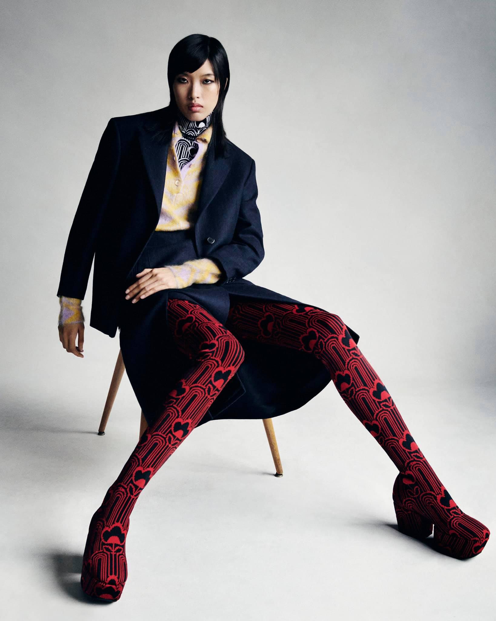 HOT: Phương Oanh next top lên hẳn bìa Vogue, câu cà khịa VNTM năm xưa bỗng được nhắc lại - Ảnh 3.