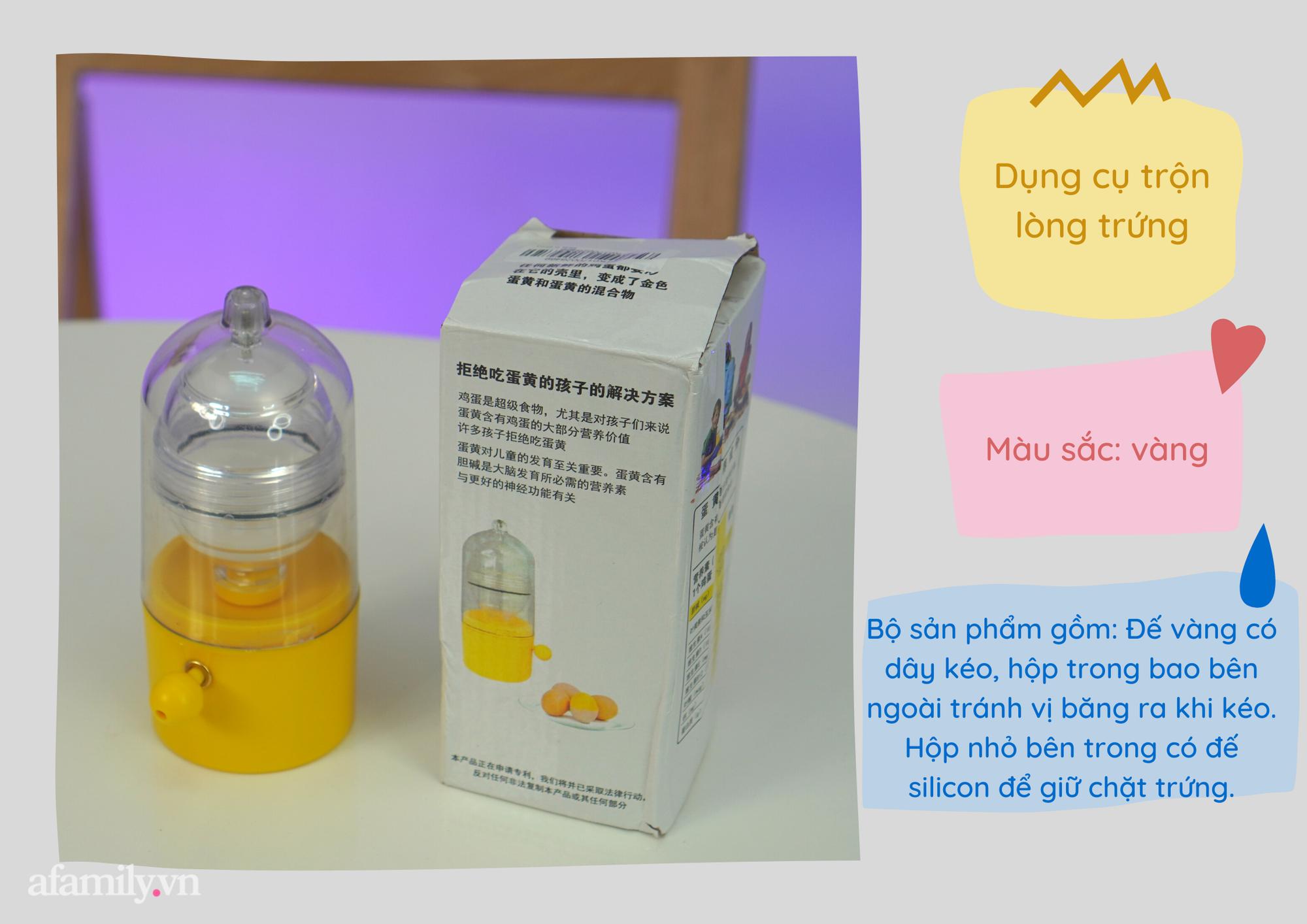 Ba dụng cụ liên quan đến trứng có gì mà nhiều người mua và review đến vậy - Ảnh 4.