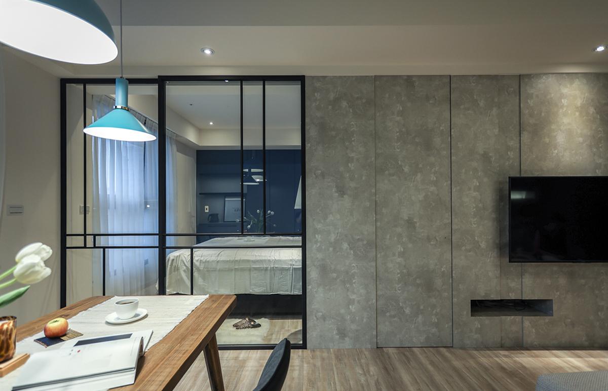 Căn hộ đầy nắng với góc nào cũng riêng tư, hiện đại dù diện tích khiêm tốn - Ảnh 5.