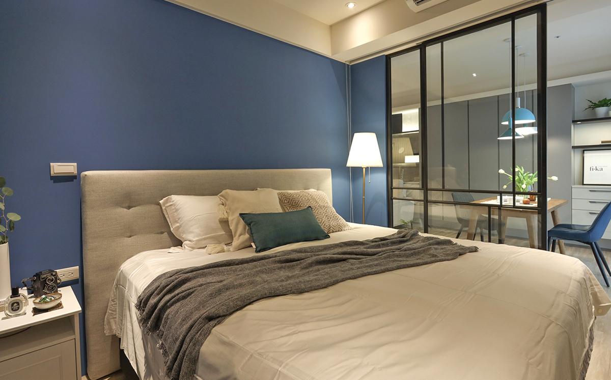 Căn hộ đầy nắng với góc nào cũng riêng tư, hiện đại dù diện tích khiêm tốn - Ảnh 12.