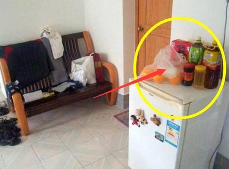 Dù nhà bếp chật chội đến đâu thì bạn cũng đừng nên cất những món đồ này lên nóc tủ lạnh  - Ảnh 2.