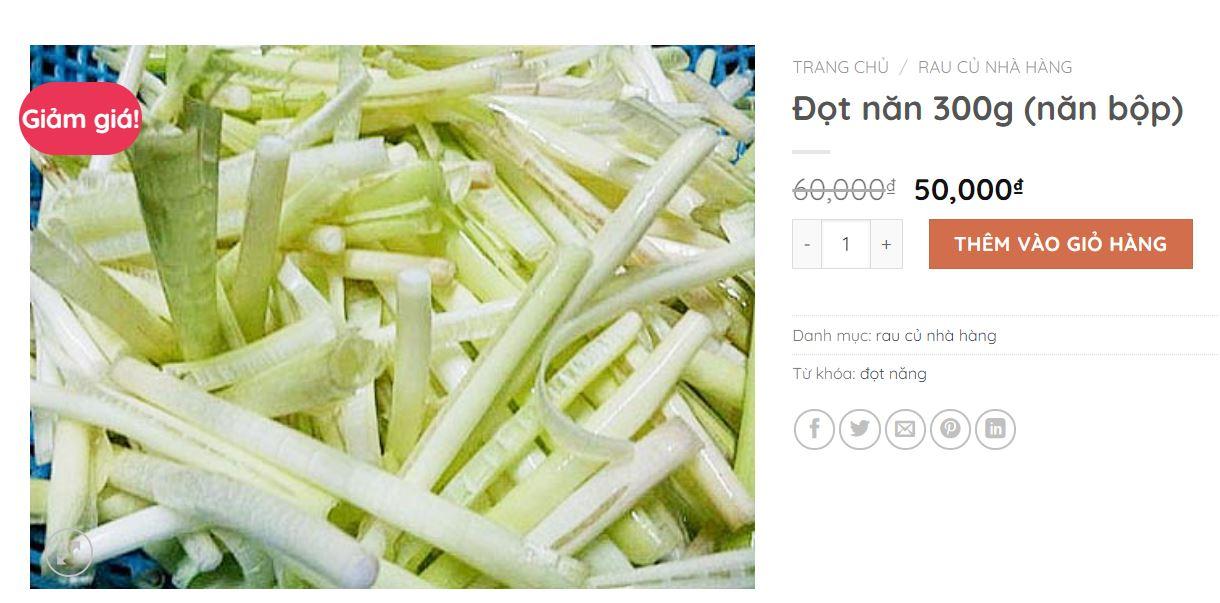 Loại rau miền Tây xưa mọc không ai hái, giờ thành đặc sản nổi tiếng bán trên chợ mạng giá 120.000 đồng/kg thi nhau tìm mua - Ảnh 5.