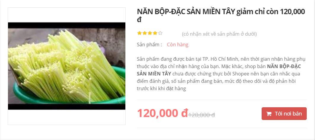 Loại rau miền Tây xưa mọc không ai hái, giờ thành đặc sản nổi tiếng bán trên chợ mạng giá 120.000 đồng/kg thi nhau tìm mua - Ảnh 6.