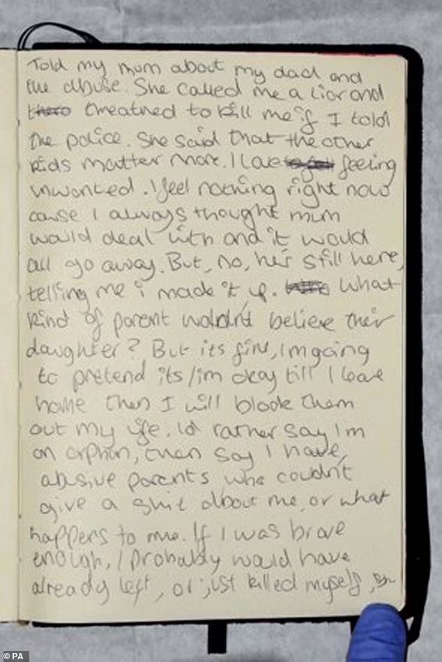 Thiếu nữ 17 tuổi chết đột ngột sau khi tố cha dượng cưỡng bức, để lại dòng nhật ký vạch trần bộ mặt tàn ác của mẹ đẻ