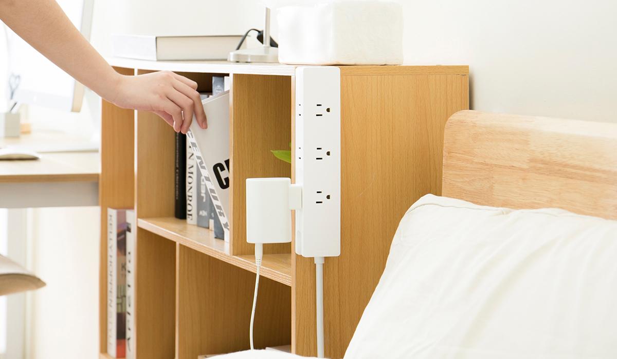 Mớ dây điện trong góc làm việc tại nhà sẽ được hô biến tối giản nhất nhờ chiếc ổ cắm điện thông minh có dây xoay được 360 độ này - Ảnh 3.