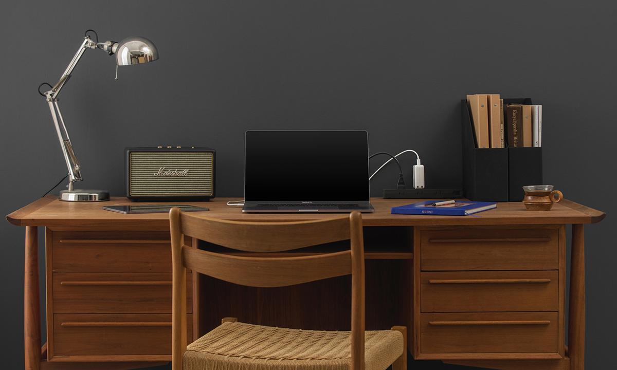 Mớ dây điện trong góc làm việc tại nhà sẽ được hô biến tối giản nhất nhờ chiếc ổ cắm điện thông minh có dây xoay được 360 độ này - Ảnh 10.