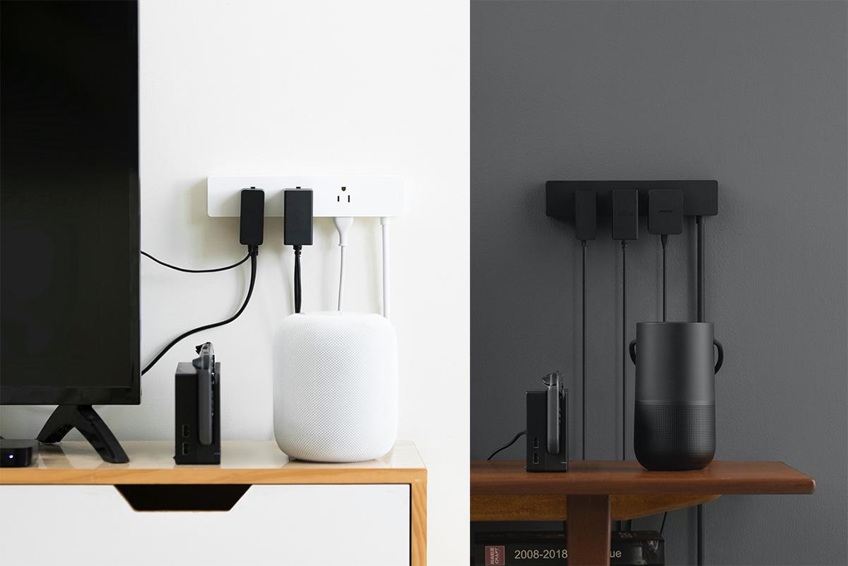 Mớ dây điện trong góc làm việc tại nhà sẽ được hô biến tối giản nhất nhờ chiếc ổ cắm điện thông minh có dây xoay được 360 độ này - Ảnh 6.