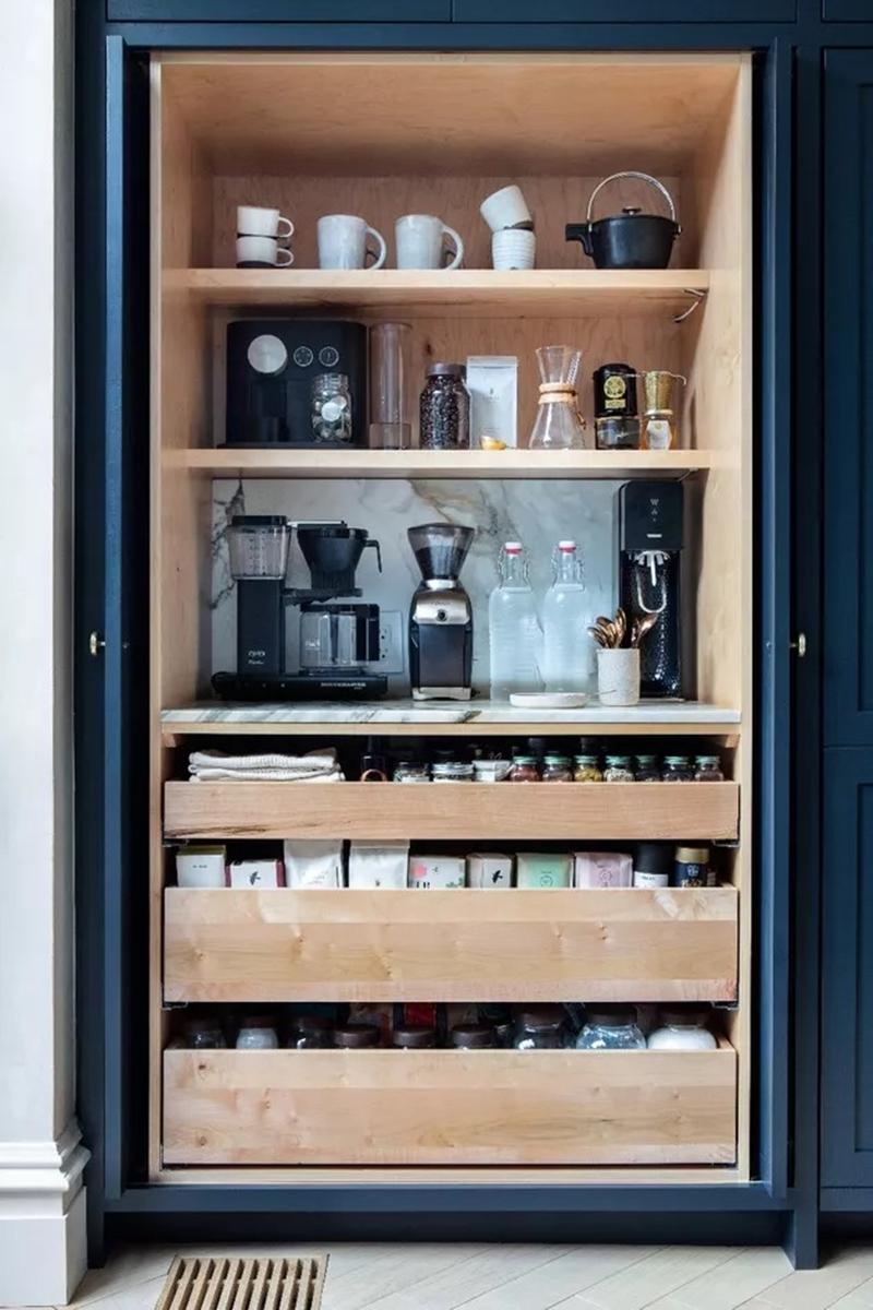 """11 bước """"kinh điển"""" để sắp xếp những ngăn tủ bếp hoàn hảo chẳng còn chỗ chê - Ảnh 9."""