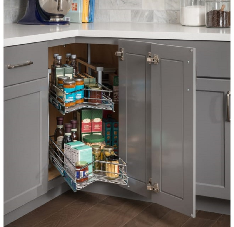 """11 bước """"kinh điển"""" để sắp xếp những ngăn tủ bếp hoàn hảo chẳng còn chỗ chê - Ảnh 12."""