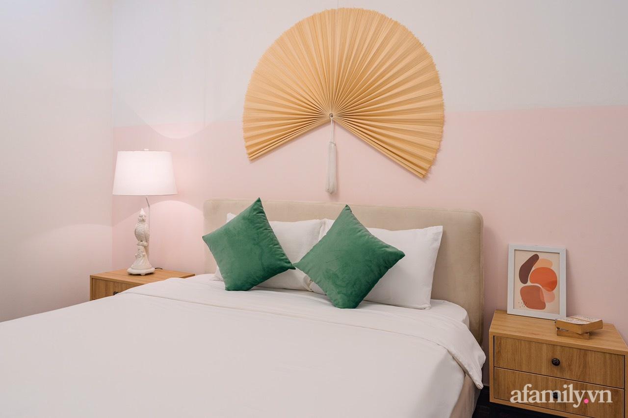 Căn hộ 115m2 đẹp ngọt ngào với sắc màu lãng mạn mùa thu ở Royal City Hà Nội - Ảnh 10.