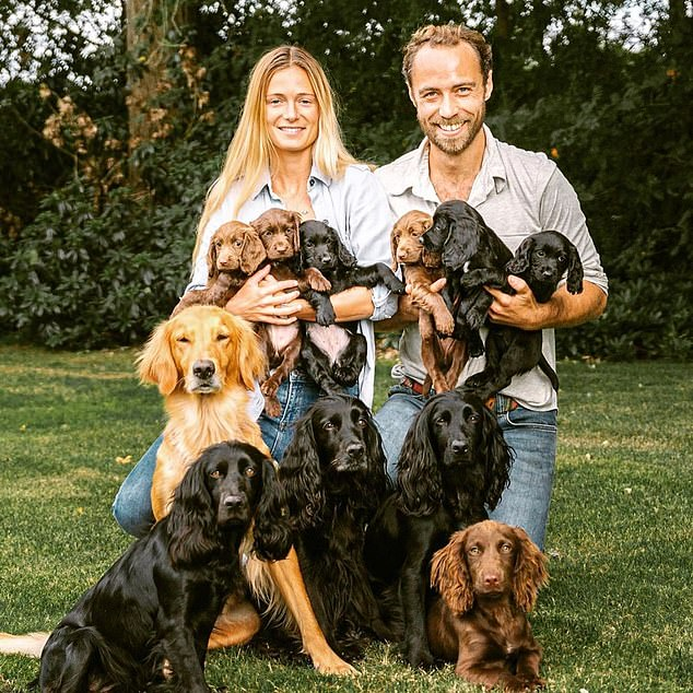 Công nương Kate đến Pháp dự hôn lễ em trai, cô dâu mới không hề tầm thường, cả gia đình hạnh phúc đáng ganh tỵ - Ảnh 2.