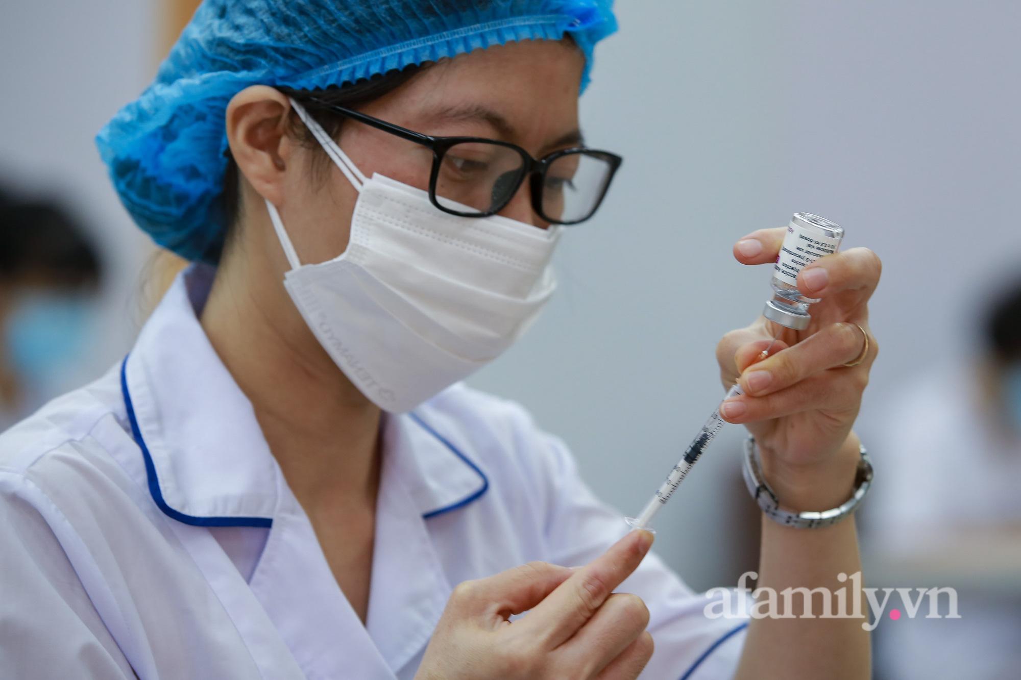"""""""Người dân Hà Nội đã rất văn minh, nhân văn khi tiêm vaccine"""" - Ảnh 3."""