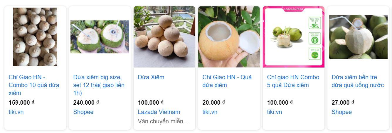 """Duy trì mức giá cao, quả dừa tươi bán 25.000 đồng/quả trên chợ mạng còn được """"chốt đơn ầm ầm"""" - Ảnh 6."""