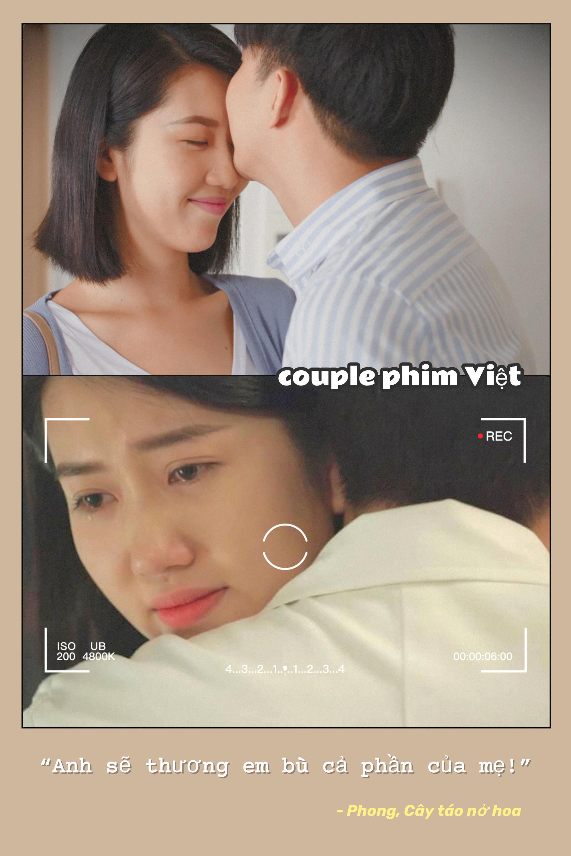 Cây táo nở hoa: Lý do cặp đôi Châu - Phong khiến fan u mê, dẫu qua bao drama vẫn không ngừng yêu mến - Ảnh 3.