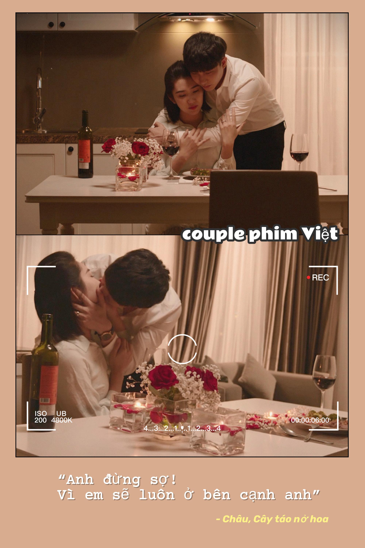 Cây táo nở hoa: Lý do cặp đôi Châu - Phong khiến fan u mê, dẫu qua bao drama vẫn không ngừng yêu mến - Ảnh 5.