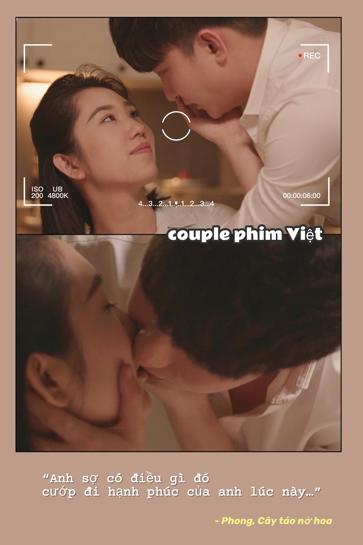 Cây táo nở hoa: Lý do cặp đôi Châu - Phong khiến fan u mê, dẫu qua bao drama vẫn không ngừng yêu mến - Ảnh 4.